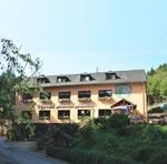 das Motorrad Hotel Wald- Hotel und Landgasthof Albachm�hle in Wasserliesch