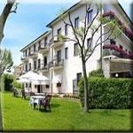 Hotel Fornaci in Peschiera del garda / Gardasee