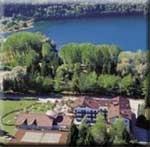Hotel al Sorriso Greenpark in Levico Terme / Levico Terme