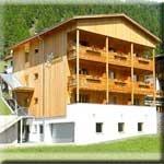 Hotel Edelweiß in Schlinig bei Mals (BZ) / Vinschgau