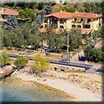 Hotel Veronesi in Castelletto di Brenzone (VR) / Gardasee