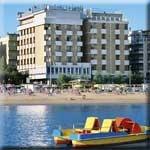 Hotel Napoleon in Gabicce Mare / Adriaküste