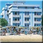 Hotel Montecarlo in Bibione / Adriaküste