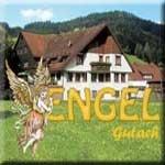 Hotel Landgasthof Engel in Gutach (Schwarzwaldbahn) / Schwarzwald