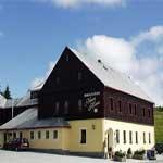 Berggasthof Neues Haus in Oberwiesenthal / Erzgebirge