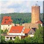 Panorama- Gasthof Burgschänke in Burgthann / Nürnberger Land