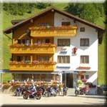 Bikerhotel Astoria in Ulrichen / Obergoms