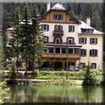 HoteL Baur am See in Toblach / Dolomiten