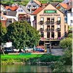 Hotel Goldenes Fass in Freudenberg / Odenwald - Untermain
