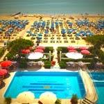 Ruhl Beach Hotel in Lido di Jesolo / Lido di Jesolo