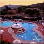 Sunshine Club Hotel & Spa  in Capo Vaticano Tropea - Ricadi - alle Details