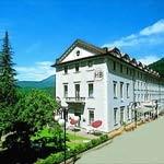 Grand Hotel Bellavista in Levico Terme / Dolomiten