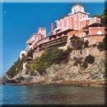 Hotel Baia del Sorriso  in Castiglioncello - alle Details