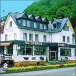 das Motorrad Hotel Mosel-Hotel-Restaurant Ostermann in Treis-Karden / L�tzbach