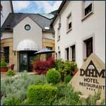 Hotel Restaurant Dahm in Erpeldange / Ettelbruck / Luxemburgische Ardennen