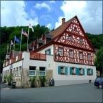 Hotel Schwarzer Adler in Streitberg / Fränkische Schweiz