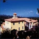 Pausania inn in Tempio pausania / Sardinien