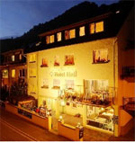 Hotel Holl in Cochem / Mosel