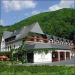 das Motorrad Hotel Mosellandhotel Waldeck in Burgen