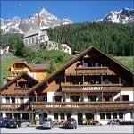 Berghotel Alpenrast in Sand in Taufers / Tauferer Ahrntal