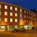 Hotel vis-a-vis in Lindau / Bodensee