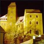 Burg Hohnstein in Hohnstein / Sächsische Schweiz