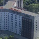 Flughafenhotel Steigenberger Airport Hotel Frankfurt nur 1km zum Flughafen Flughafen Frankfurt am Main