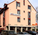 Hotel Körschtal in Stuttgart-Möhringen / Stuttgart