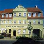Flughafenhotel Hotel Zum Weissen Ross nur 18km zum Flughafen Flughafen Leipzig/Halle