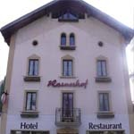 Hotel-Restaurant Rarnerhof in Raron / Goms