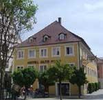 Romantik Hotel Alte Post in Wangen / Allgäu