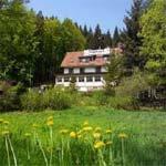 Hotel-RestaurantWaldhaus in Mespelbrunn / Spessart