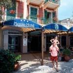 Hotel Piccolo  in Moneglia (GE) - alle Details