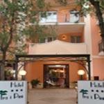 Flughafenhotel Hotel Fra i Pini nur 5km zum Flughafen Rimini-Federico Fellini