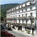 Hotel Panoramic in Bagnères-de-Luchon / Luchon / Französische Pyrenäen