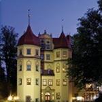 Schloßhotel Althörnitz in Bertsdorf-Hörnitz / Oberlausitz/ Zittauer Gebirge