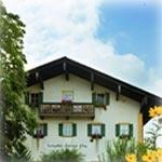 Landhotel Goldener Pflug in Frasdorf / Umrahtshausen / Chiemgau