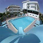 Hotel Antibes  in Riccione (RN) - alle Details