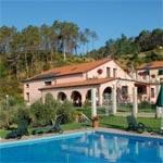 Hotel La Rossola Resort in Bonassola / Ligurische Riviera