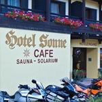 Hotel Sonne in Pfunds in Pfunds / Tiroler Oberland im Dreiländereck