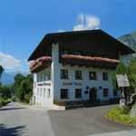 Bergpension Gasthofkreuz in Zams / Oberinntal