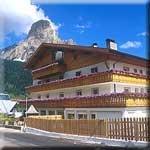 Hotel Arkadia in Corvara / Bozen