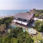 Hotel Canado Club in Marina di Castagneto Carducci  (Livorno) / Ligurische Küste, Riviera Levante