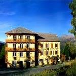 Hotel Belvedere in Seez in Saint Bernard / Rhône-Alpes