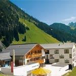 Sporthotel Steffisalp in Warth / Arlberg