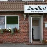 Café Landlust in Jade-Norderschweiburg / Nordsee