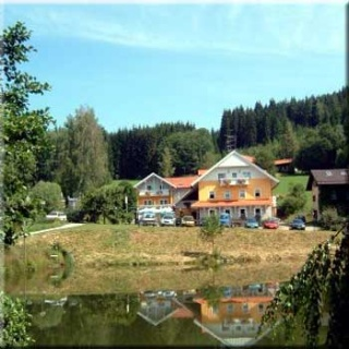 Motorrad Landhotel Forellenhof in Achslach in Bayerischer Wald