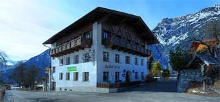 Hotel for Biker Bergpension Gasthofkreuz in Zams in Oberinntal