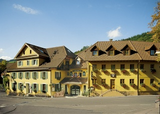 Hotel for Biker Hotel Bären in Oberharmersbach in Schwarzwald