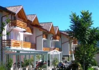 Motorrad Hotel Da Remo in Tann in Trient